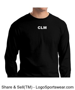 ConnorLM V2 Longsleeve (Black) Design Zoom